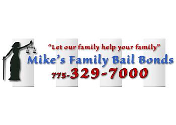 Reno bail bond Mike's Family Bail Bonds