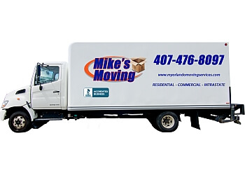 Orlando moving company Mike's Moving