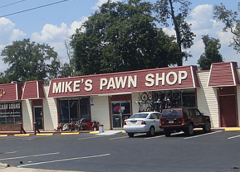 Tallahassee pawn shop Mike's Pawn Shop