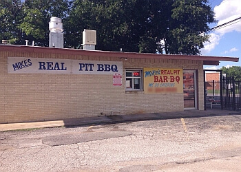 Grand Prairie barbecue restaurant MIKE'S REAL PIT BAR-B-Q