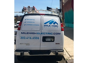 Denver electrician Mile High Electric