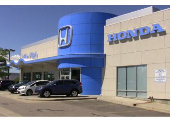 Denver car dealership Mile High Honda