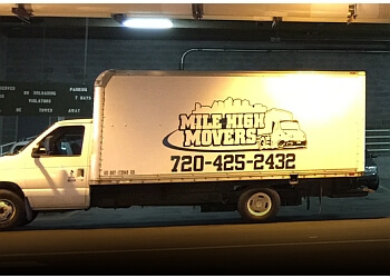 Lakewood moving company Mile High Movers LLC