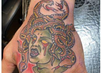Thornton tattoo shop Mile High Tattoo