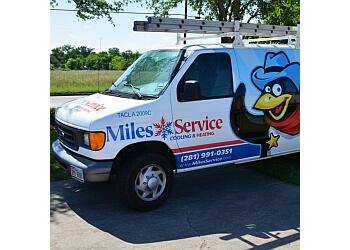 Pasadena hvac service  Miles Service