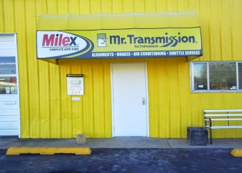 Oklahoma City car repair shop Milex Complete Auto Care with Mr. Transmission