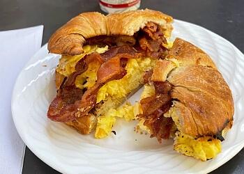Baton Rouge bagel shop Milford's on Third