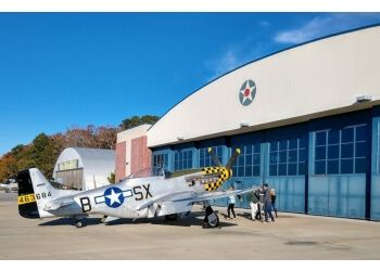 Virginia Beach places to see Military Aviation Museum
