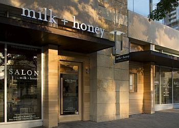 Austin spa  Milk & Honey