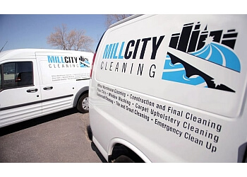 Minneapolis commercial cleaning service Mill City Cleaning