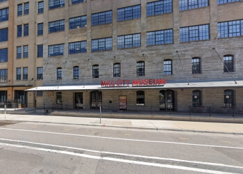 Minneapolis landmark Mill City Museum