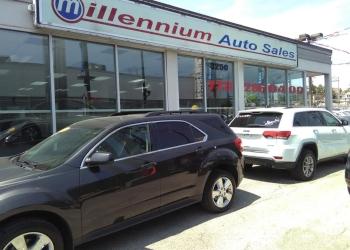 Chicago used car dealer Millennium Auto Sales