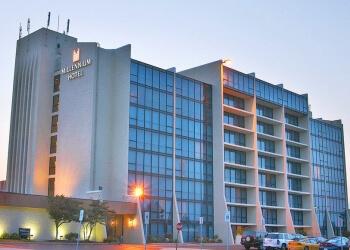 Buffalo hotel Millennium Buffalo