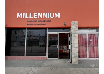 Los Angeles dance school Millennium Dance Complex