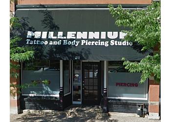 Fort Collins tattoo shop Millennium Gallery of Living Art