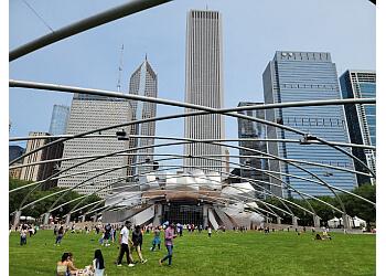 Chicago public park Millennium Park