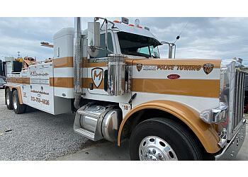Cincinnati towing company Millennium Towing & Recovery