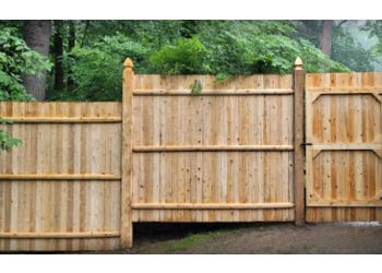 Worcester fencing contractor Miller Fence Co.