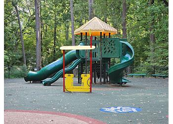 Winston Salem public park Miller Park