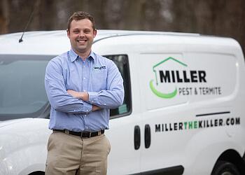 Des Moines pest control company Miller Pest & Termite