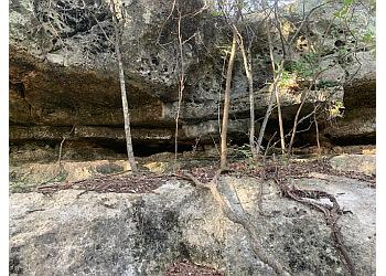 Killeen hiking trail Miller Springs Nature Center