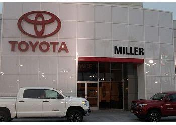 Anaheim car dealership Miller Toyota of Anaheim