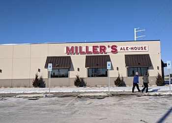 Aurora sports bar Miller's Ale House