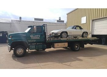 Wichita towing company Millers Towing