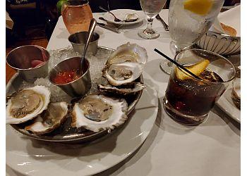 Providence seafood restaurant Mills Tavern