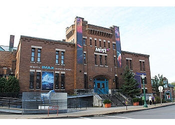 Syracuse places to see Milton J. Rubenstein Museum of Science and Technology