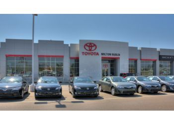 Augusta car dealership Milton Ruben Toyota
