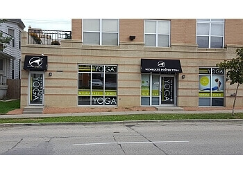 Milwaukee yoga studio Milwaukee Power yoga