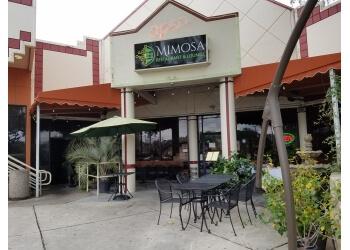 San Antonio french restaurant Mimosa Restaurant