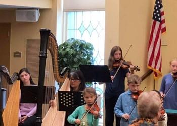 Garland music school Minda Music School