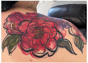 Allentown tattoo shop Mind's Eye Tattoo