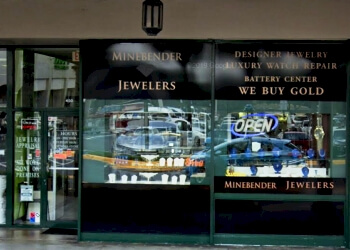 Hollywood jewelry Minebender Jewelers