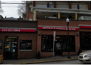 Pittsburgh pizza place Mineo's Pizza House