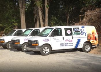 Shreveport carpet cleaner Miner's Chem-Dry