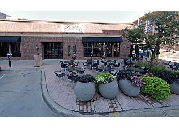 Sioux Falls steak house Minervas Restaurant