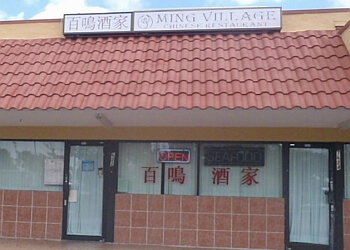 Hialeah chinese restaurant Ming Village Chinese Restaurant