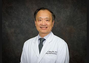 Nashville eye doctor Ming Wang, MD, PhD - Wang Vision Institute