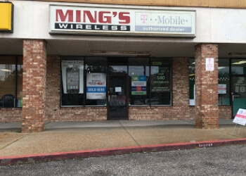 Mobile cell phone repair Ming's Wireless