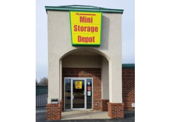 Fort Wayne storage unit Mini Storage Depot