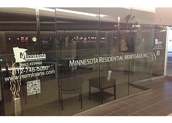 Minneapolis mortgage company Minnesota Residential Mortgage, Inc.