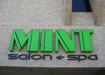 Midland hair salon Mint Salon & Spa