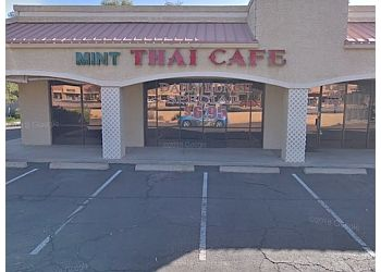 Gilbert thai restaurant Mint Thai Cafe