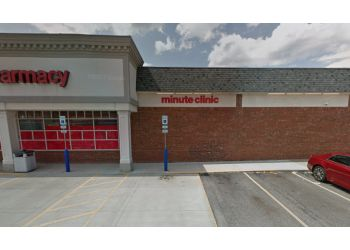 Akron urgent care clinic MinuteClinic