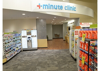 Escondido urgent care clinic Minute Clinic