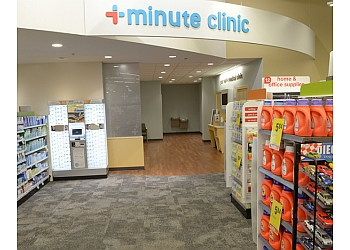 Washington urgent care clinic MinuteClinic