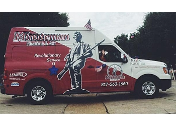 Arlington hvac service Minuteman Heating and Air